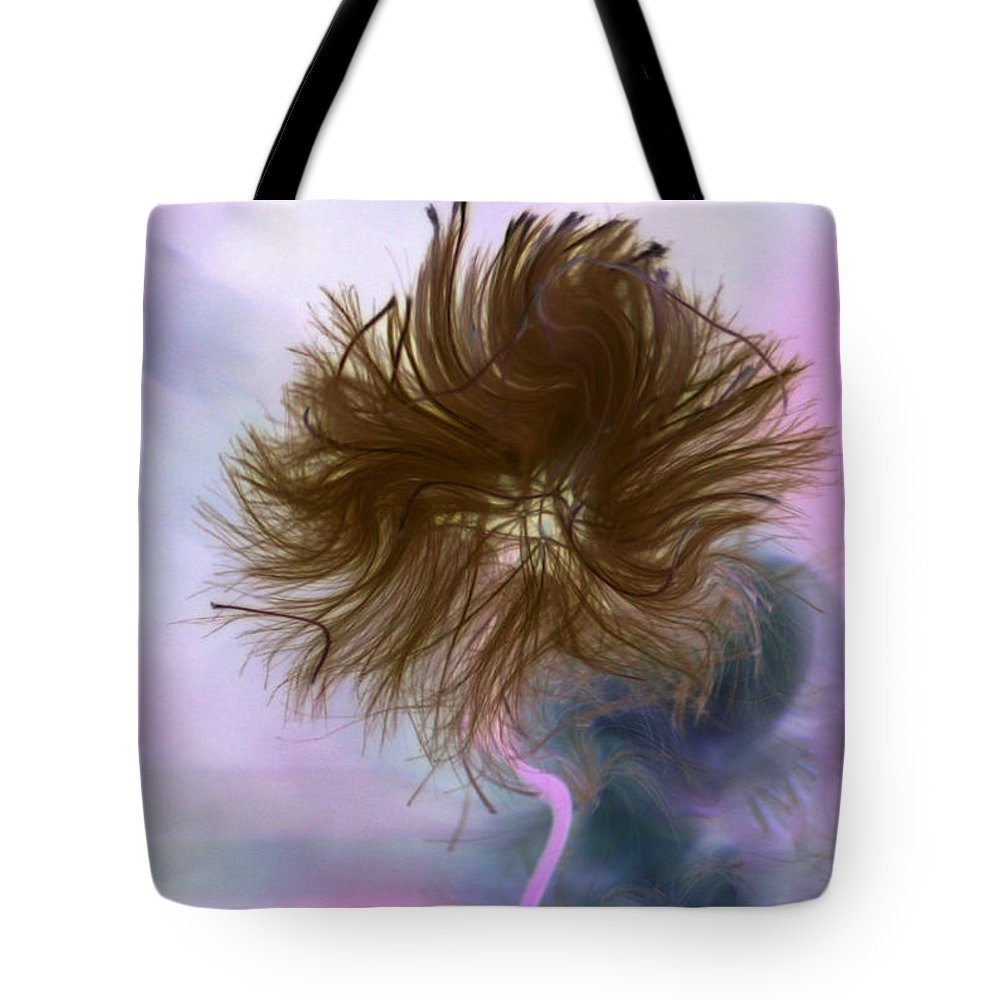 Tote Bag featuring the photograph Bad Day by Barbara S Nickerson
