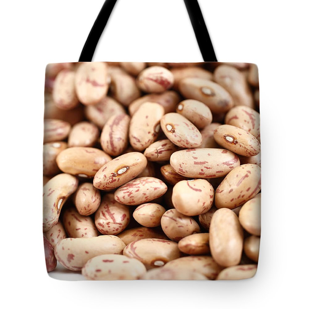 Beans Tote Bag featuring the photograph Beans by Gaspar Avila