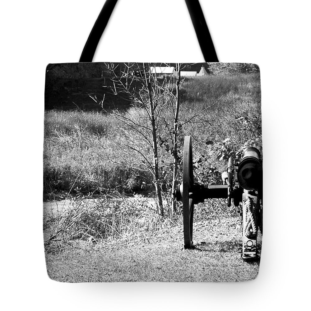Usa Tote Bag featuring the photograph Canon Fire by LeeAnn McLaneGoetz McLaneGoetzStudioLLCcom