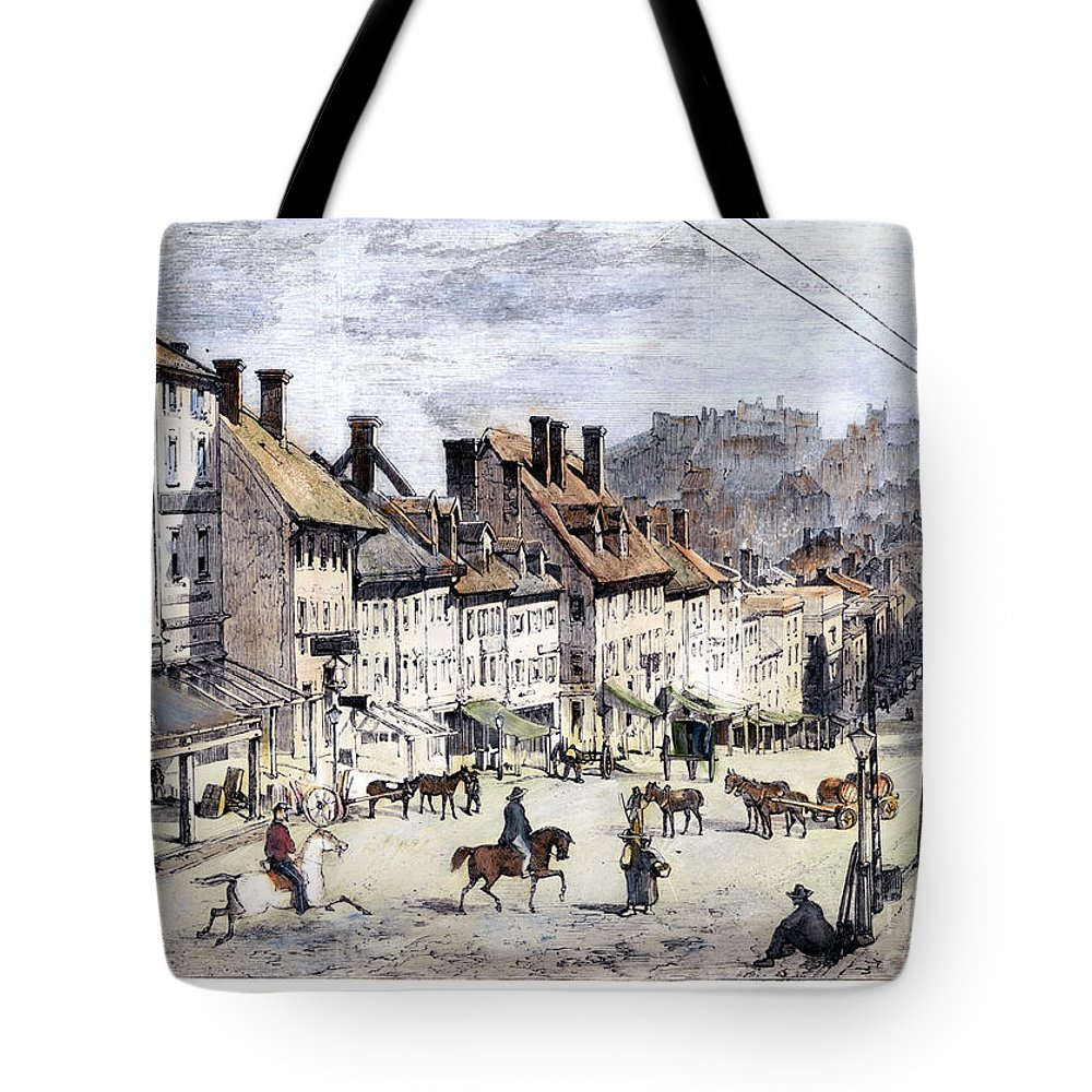 1862 Tote Bag featuring the photograph Civil War: Richmond, 1862 by Granger