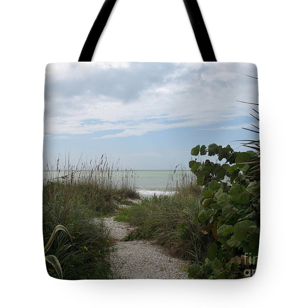 Dune Tote Bag featuring the photograph Dune Landscape by Christiane Schulze Art And Photography