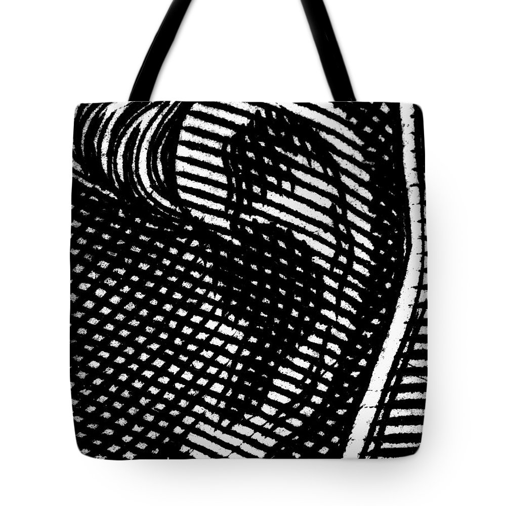 18th Century Tote Bag featuring the photograph Human Ear by Granger