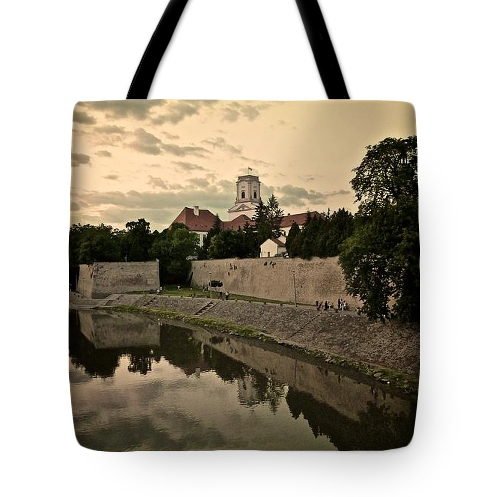 Tote Bag featuring the photograph Hungary by Noze P