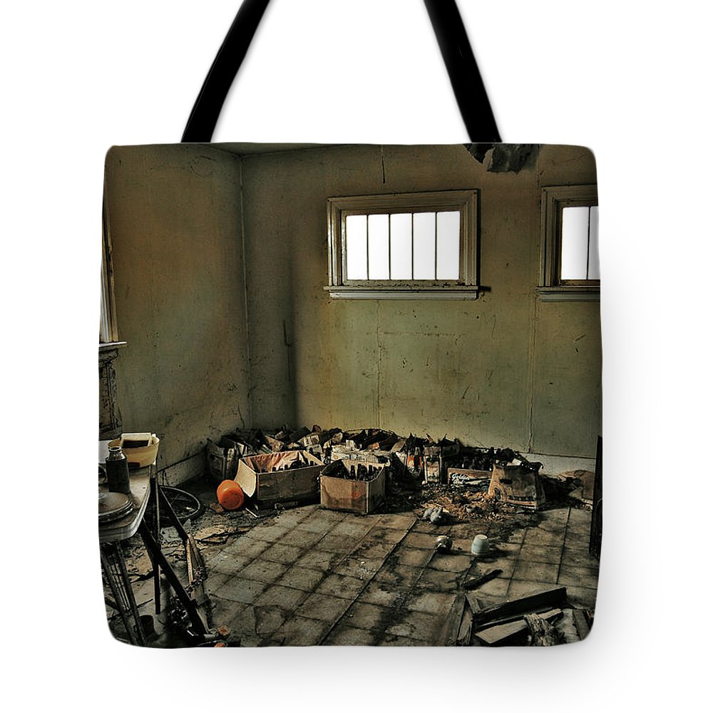 Photographer Tote Bag featuring the photograph Kitchen Of Capture by The Artist Project