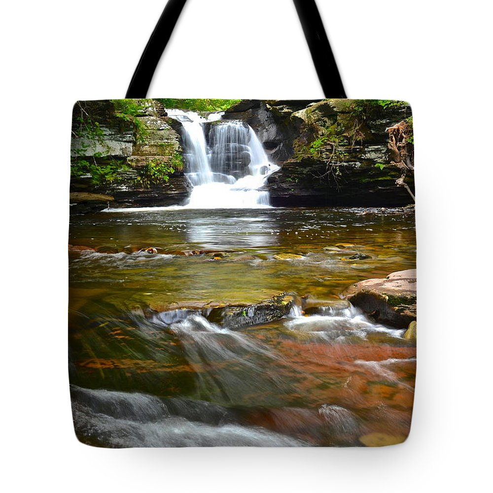 Murray Tote Bag featuring the photograph Murray Reynolds by Frozen in Time Fine Art Photography