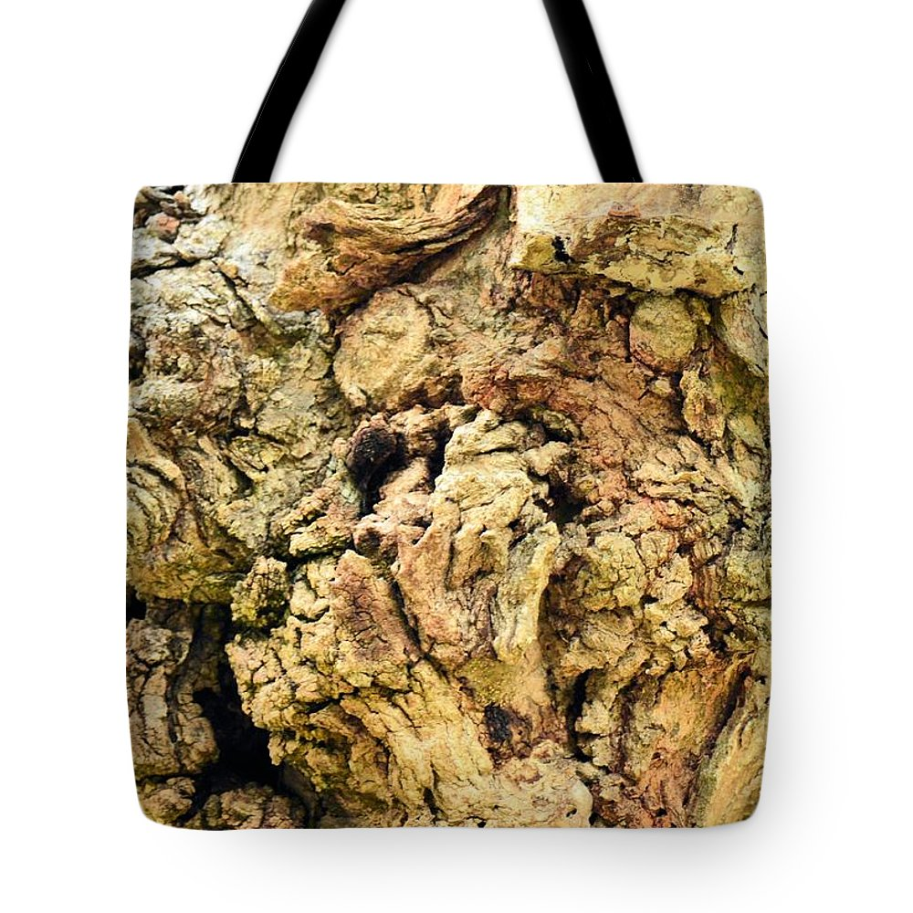 Natural Tote Bag featuring the photograph Natural Abstract 44 by Maria Urso