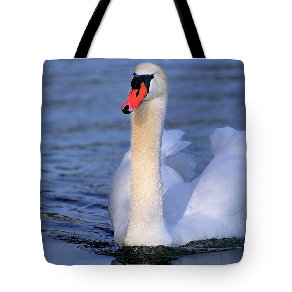 Mute Tote Bag featuring the photograph Peaceful by Bill Dodsworth