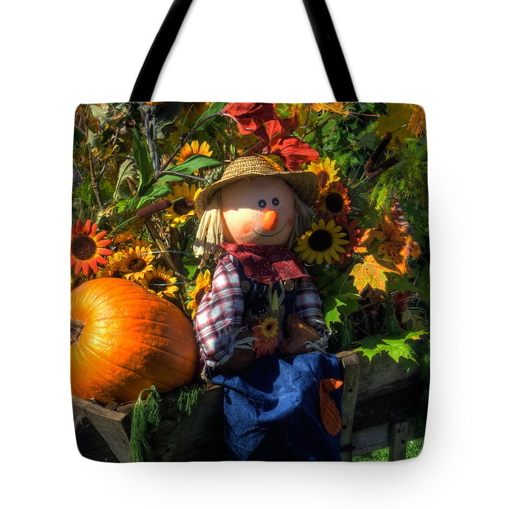 Xdop Tote Bag featuring the photograph Raggedy Andy by John Herzog