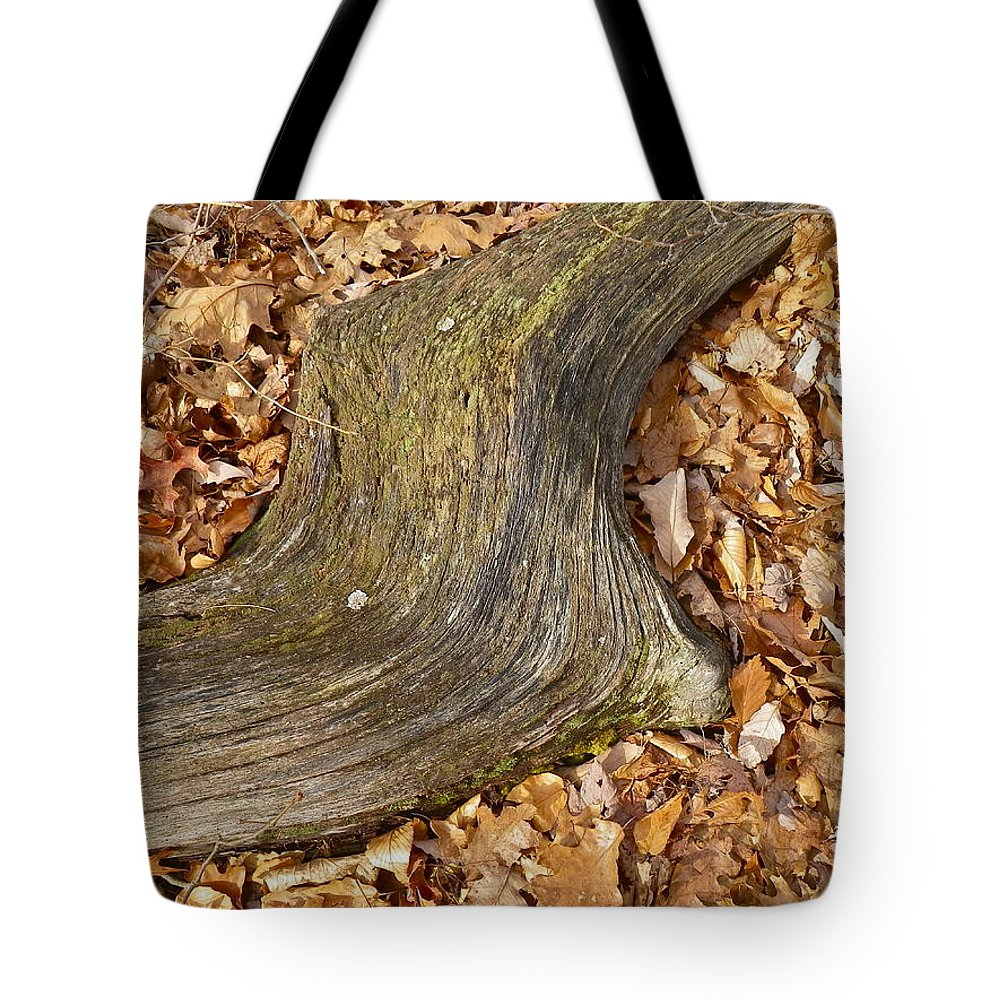 Tree Tote Bag featuring the painting Resting by Anna Ruzsan