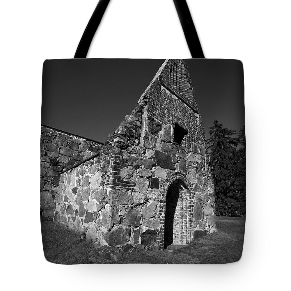 2012 Tote Bag featuring the photograph The Church Of The Saint Michael by Jouko Lehto