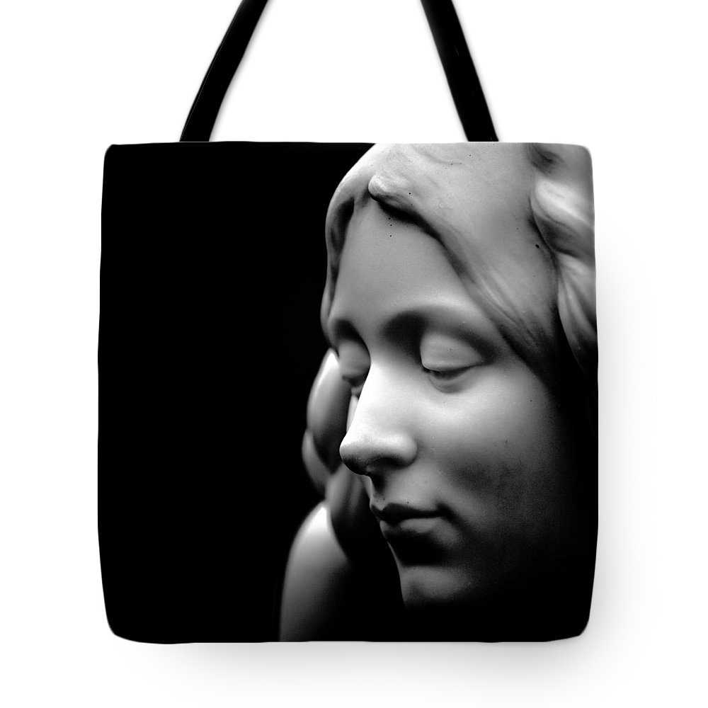 Elf Tote Bag featuring the photograph The Elf by Hakon Soreide