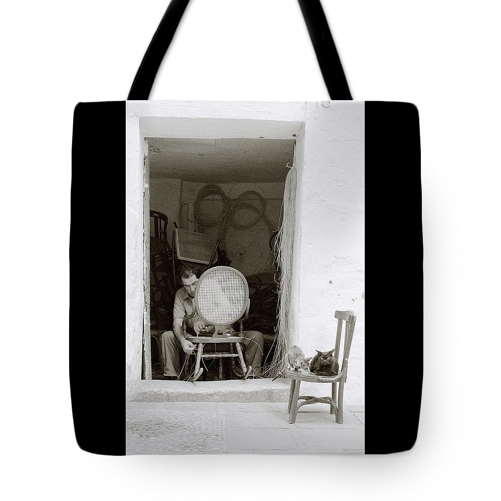 Spain Tote Bag featuring the photograph Traditional Spain by Shaun Higson