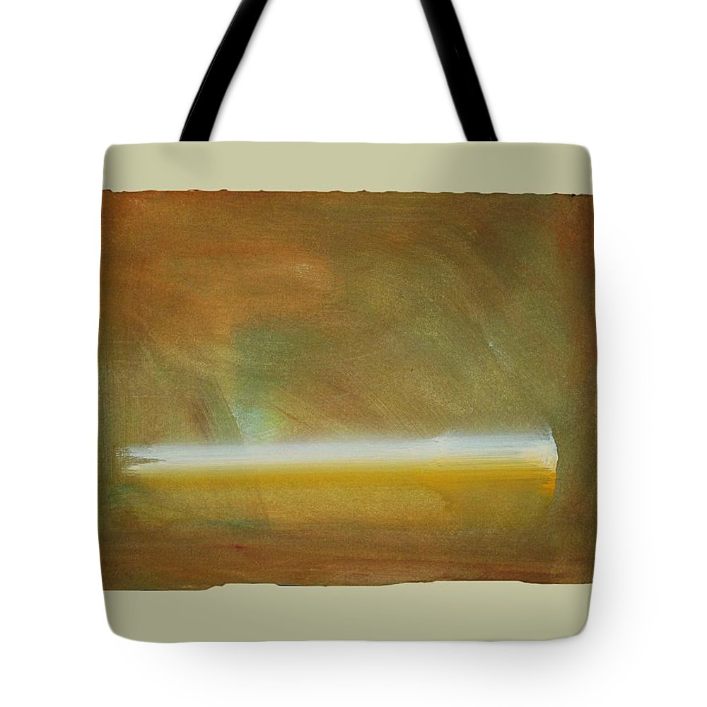 Tsunami Tote Bag featuring the painting Turner Tide by Charles Stuart