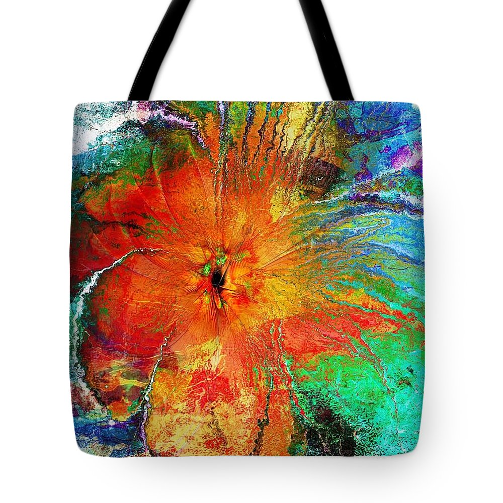 Digital Art Tote Bag featuring the digital art Will You Love Me Tomorrow by Amanda Moore