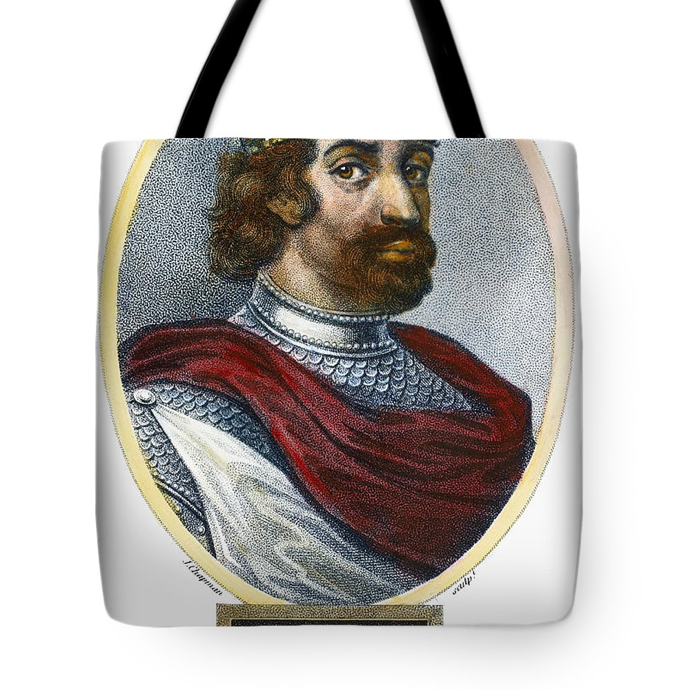 Rufus Norman Tote Bags