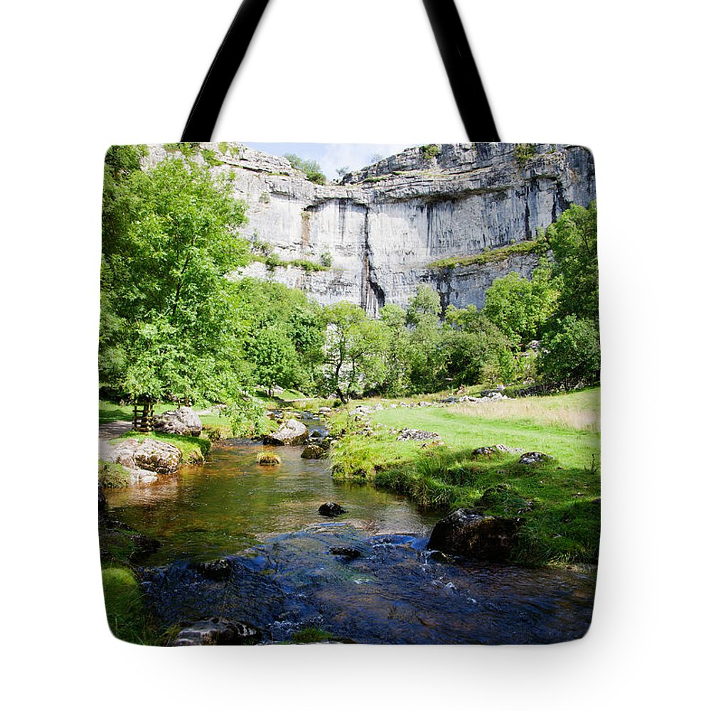 Beauty Tote Bag featuring the photograph Yorkshire Dales National Park by Kati Finell