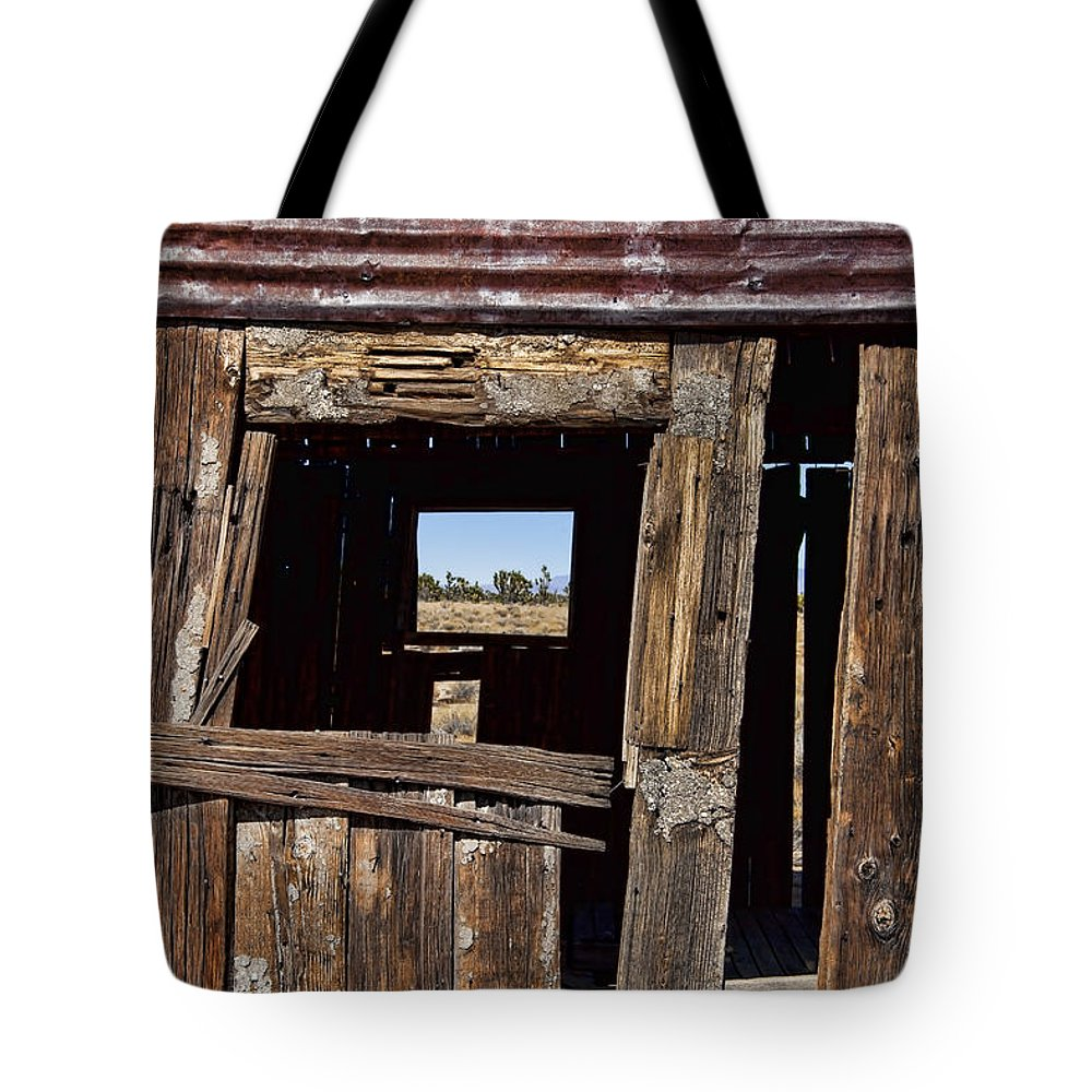 Run Down Tote Bag featuring the photograph 120 Nails by Kelley King
