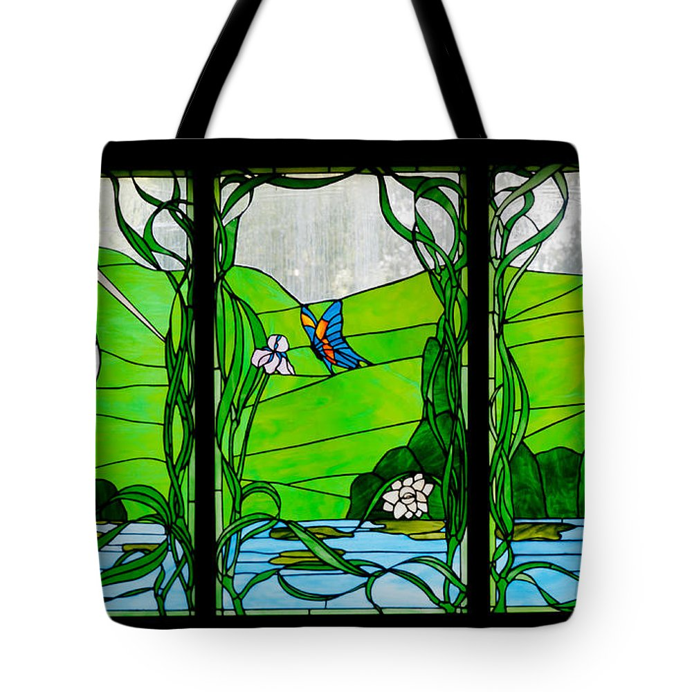 Alex Jordon Museum Tote Bag featuring the digital art House On The Rock by Carol Ailles