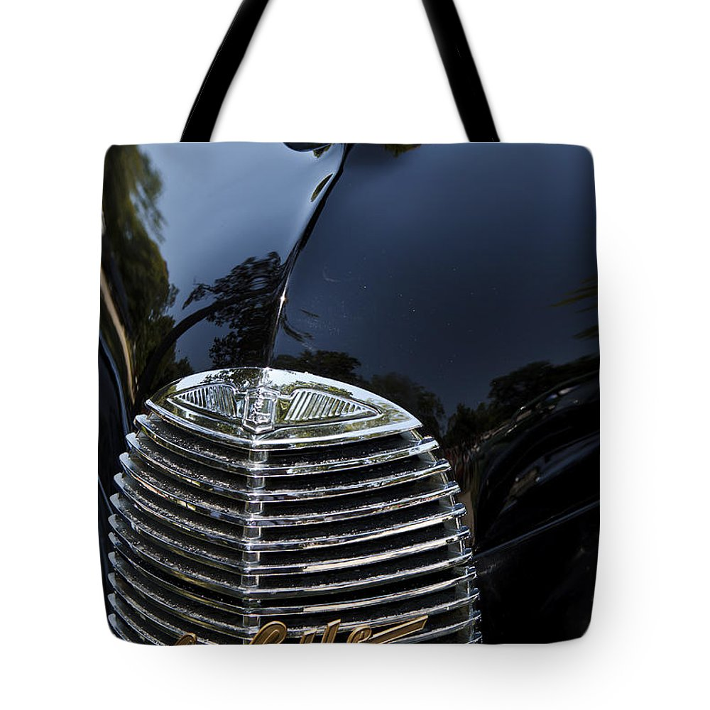 Classic Tote Bag featuring the photograph 1940 Lasalle by Dennis Hedberg