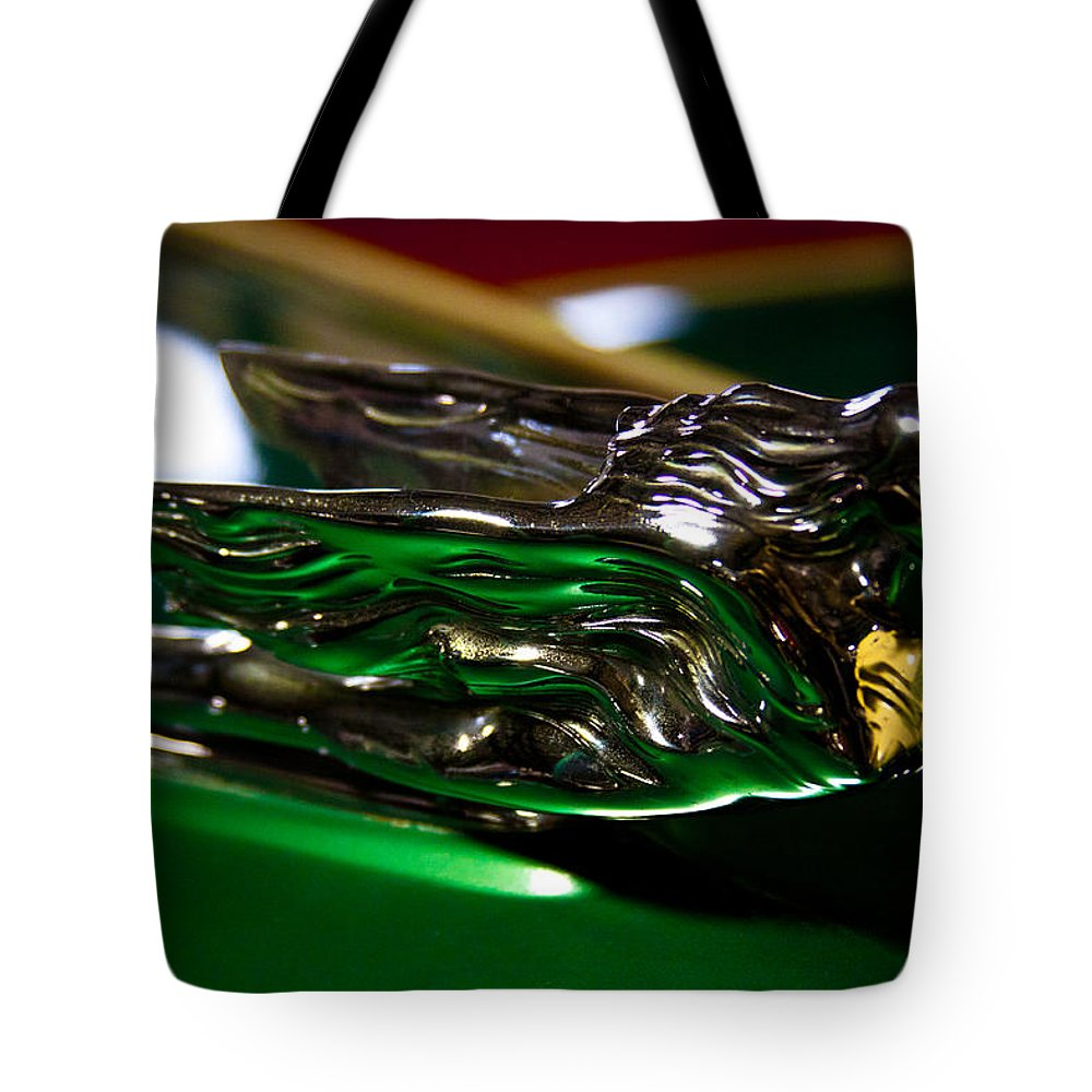 41 Tote Bag featuring the photograph 1941 Cadillac Series 62 Convertible Sedan by David Patterson