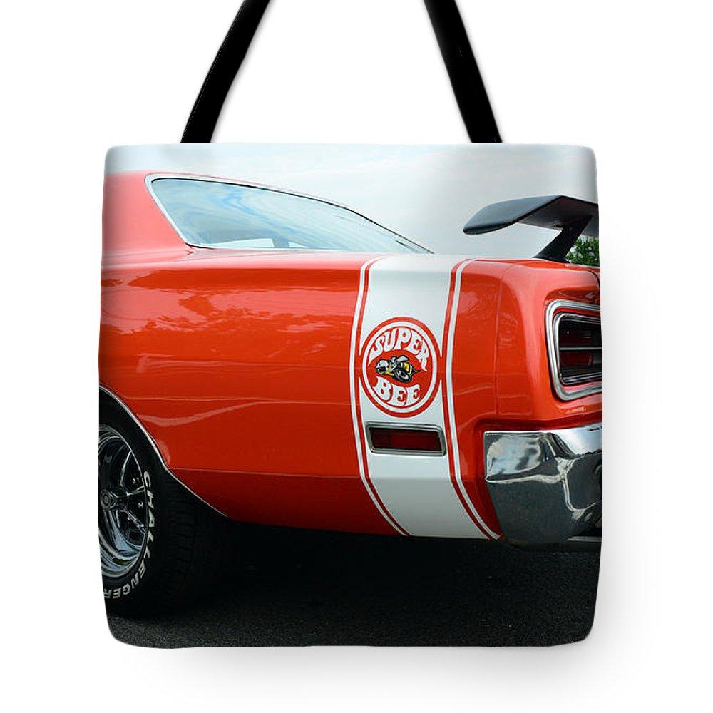 1970 Dodge Super Bee 2 Tote Bag