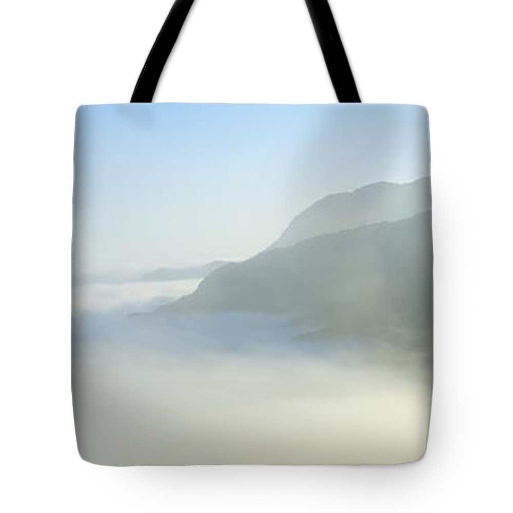 Outdoors Tote Bag featuring the photograph Ladies View, Killarney, Co Kerry by The Irish Image Collection