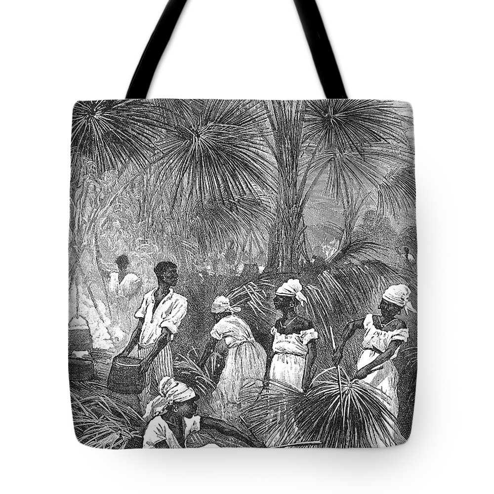 19th Century Tote Bag featuring the photograph Phonograph, 19th Century by Granger