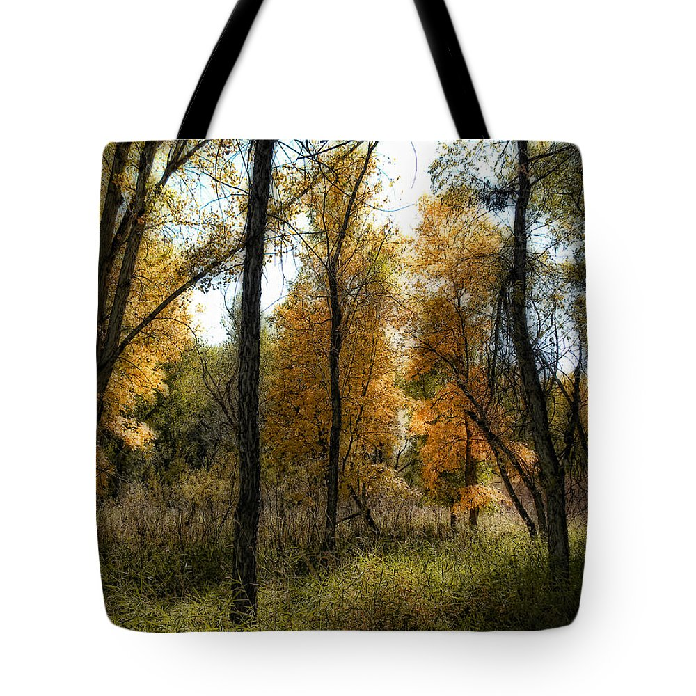 Landscape Tote Bag featuring the photograph 2023 by Peter Holme III