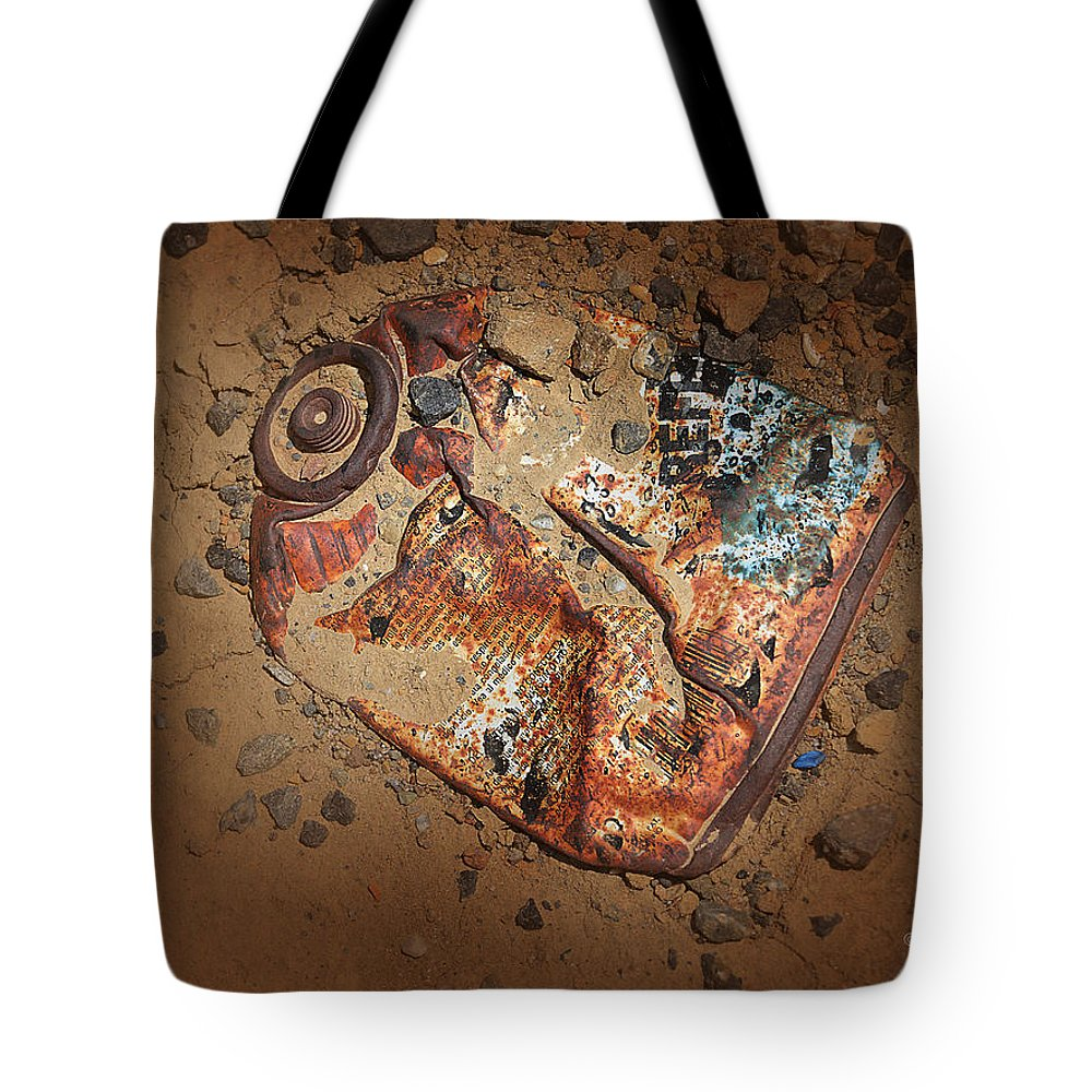 21 Century Tote Bag featuring the photograph 21 Century Free Way 1 by Xueling Zou