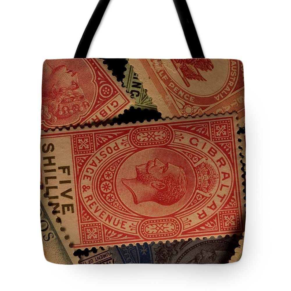 Nobody Tote Bag featuring the photograph Closeup Of Classic British Empire by Phil Schermeister
