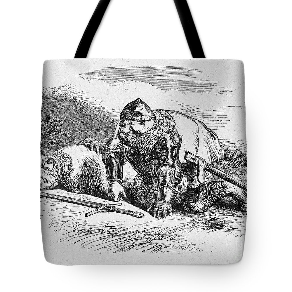 16th Century Tote Bag featuring the photograph Shakespeare: Henry Iv by Granger