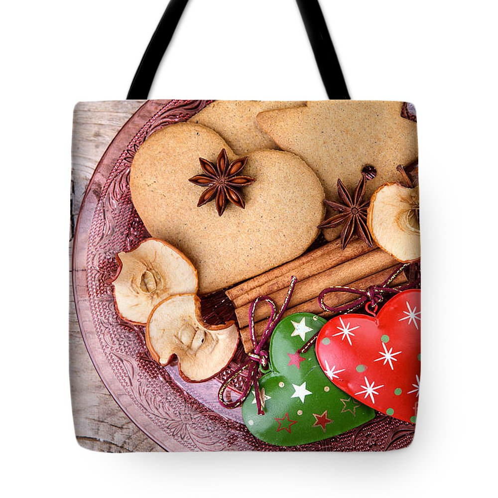 Pink Ginger Tote Bags