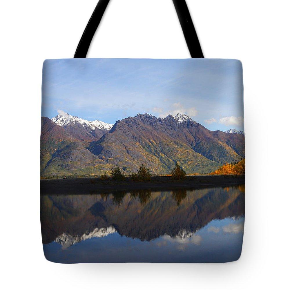 Doug Lloyd Tote Bag featuring the photograph Fall Colors by Doug Lloyd