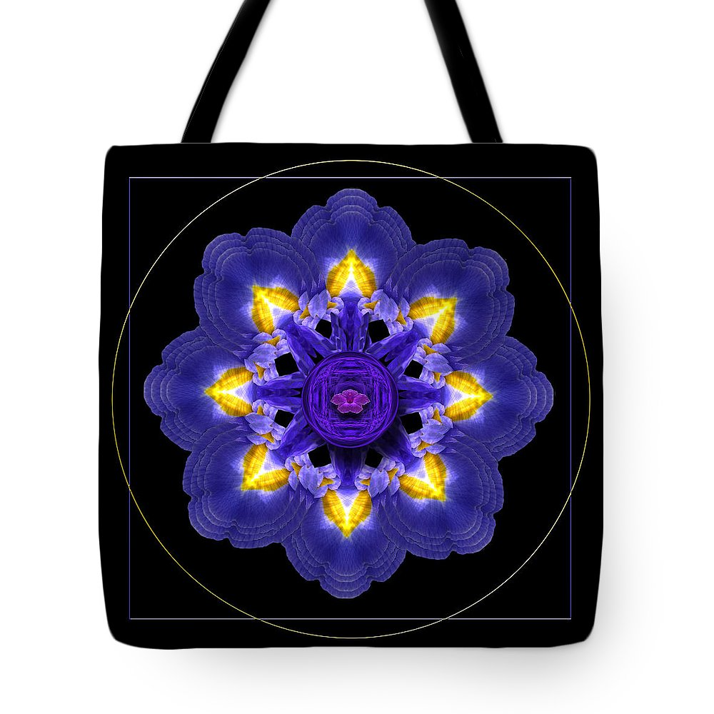 Flower Tote Bag featuring the photograph 49 by Peter Holme III
