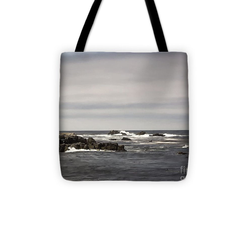 Print Tote Bag featuring the photograph 585 Pr Monterey 3 by Chris Berry