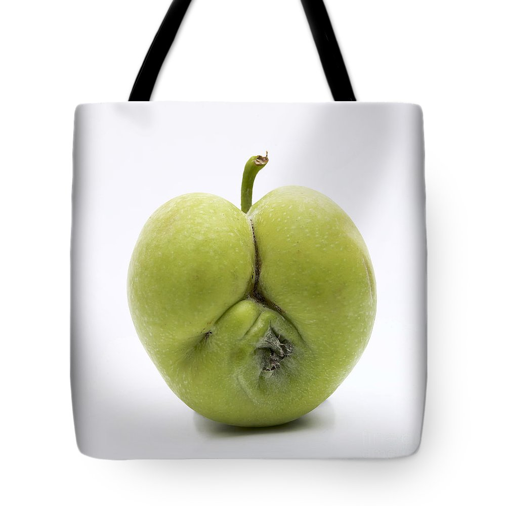 Agriculture Tote Bag featuring the photograph Apple by Bernard Jaubert