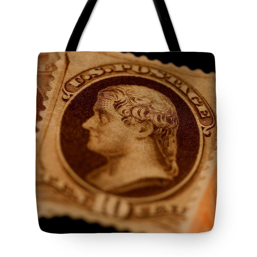 Nobody Tote Bag featuring the photograph Magnification Of Classic 19th Century by Phil Schermeister