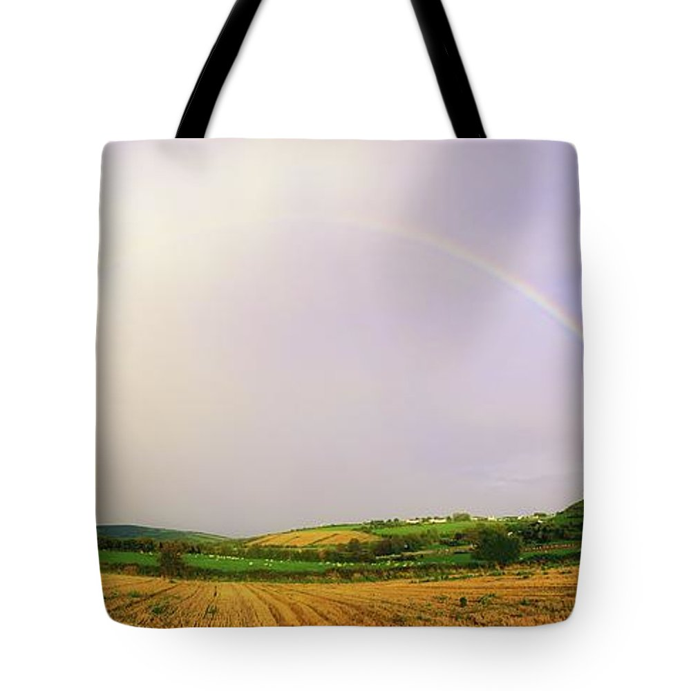 Beauty In Nature Tote Bag featuring the photograph Rock Of Cashel, Co Tipperary, Ireland by The Irish Image Collection