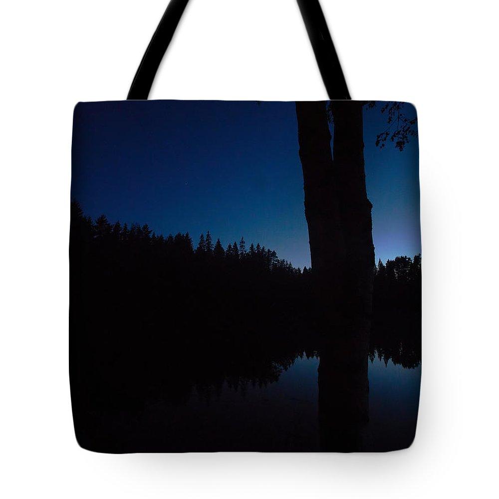 Lehtokukka Tote Bag featuring the photograph EVO by Jouko Lehto