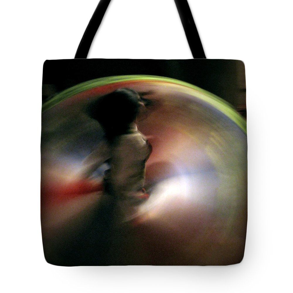 Female Whirling Dervish Tote Bag featuring the photograph A Female Whirling Dervish In Capadocia by RicardMN Photography