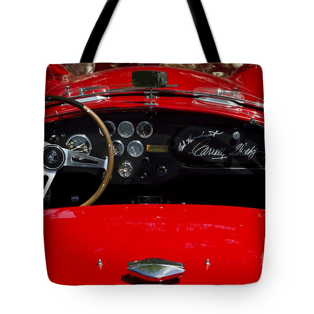 Classic Tote Bag featuring the photograph Ac Cobra by Dennis Hedberg