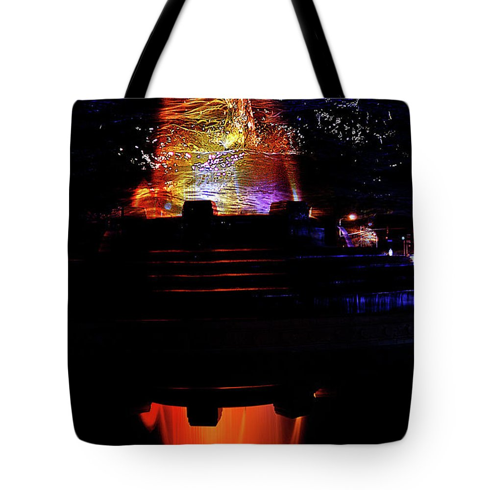 All Rights Reserved Tote Bag featuring the photograph Accuracy of Reflection by Clayton Bruster