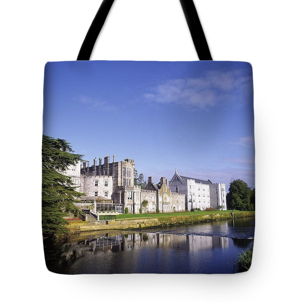 Adare Manor Tote Bag featuring the photograph Adare Manor, Co Limerick, Ireland by The Irish Image Collection