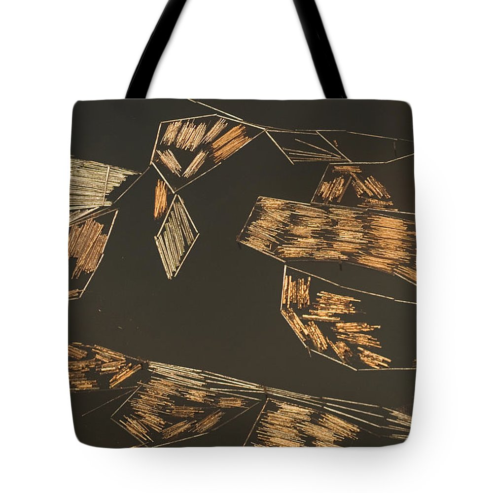 Nobody Tote Bag featuring the photograph Aerial View Of A Logging Mill by Phil Schermeister