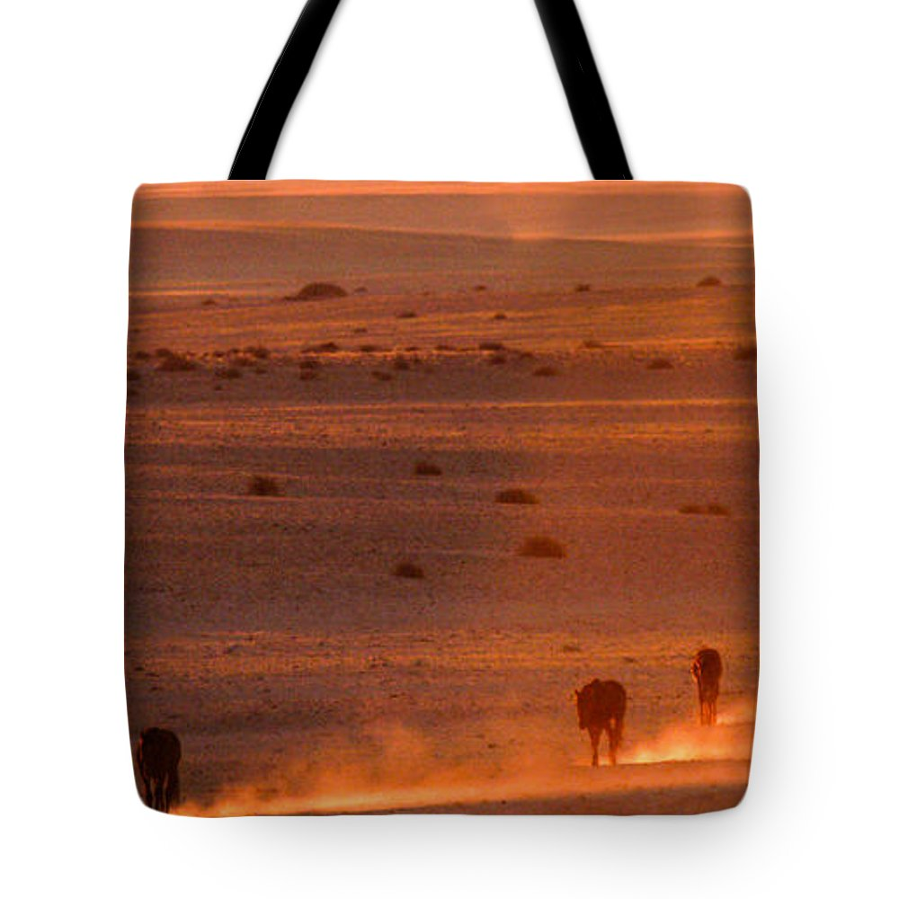 Tote Bag featuring the photograph Almost There by Alistair Lyne