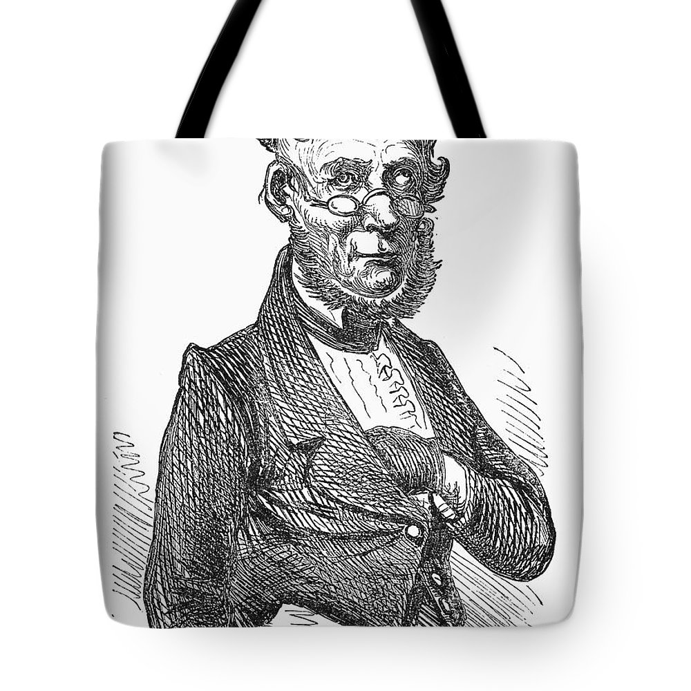 19th Century Tote Bag featuring the photograph American Schoolmaster by Granger