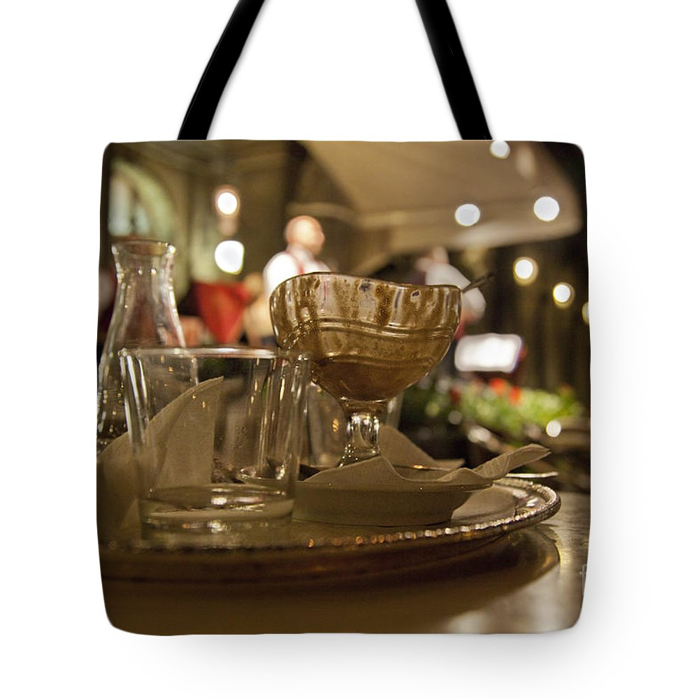 Still Life Tote Bag featuring the photograph Another Gelato Please by Madeline Ellis