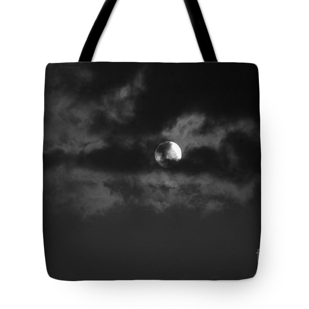 Sunset Tote Bag featuring the photograph August 6 2007 by Mark Gilman