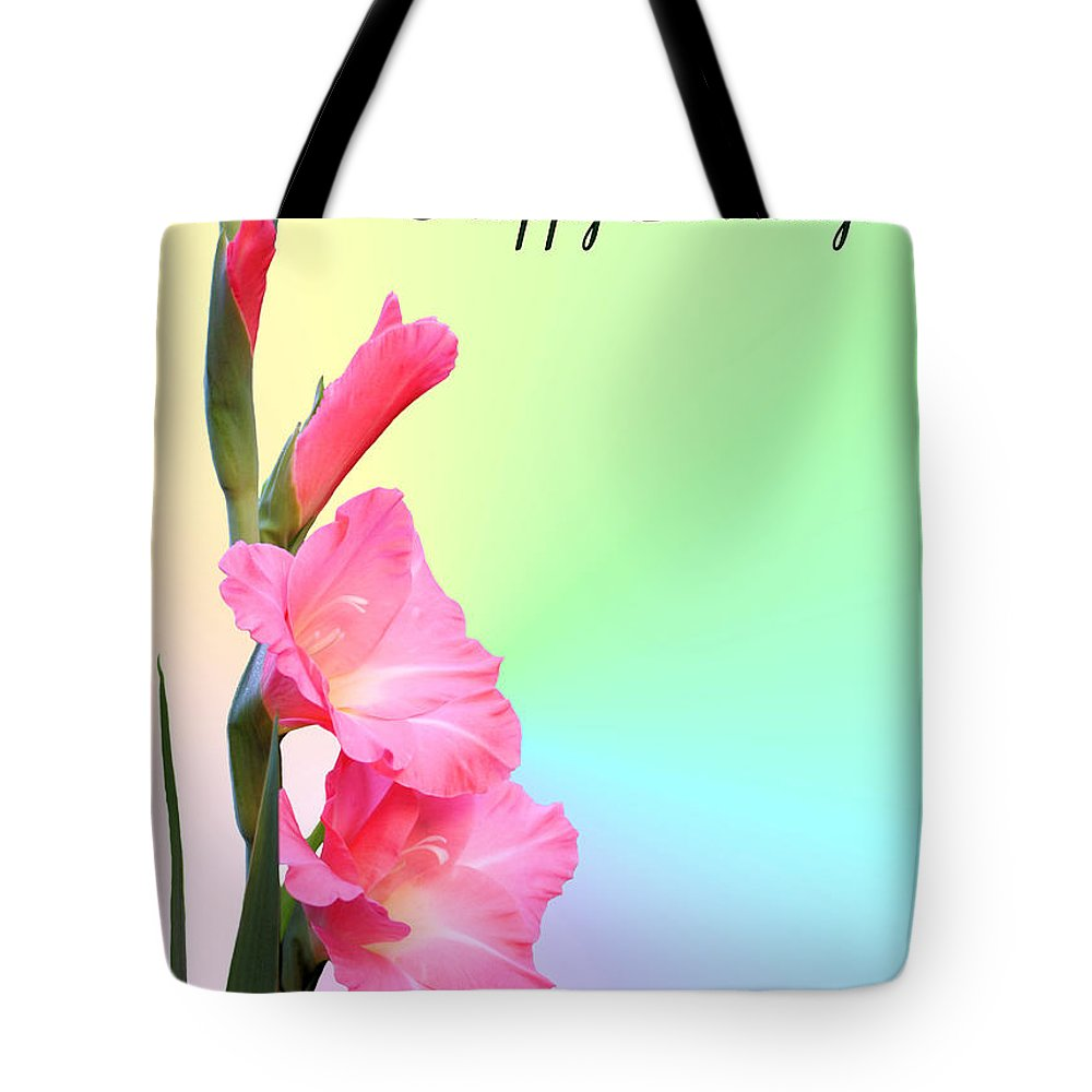 Happy Birthday Tote Bag featuring the photograph August Birthday by Kristin Elmquist