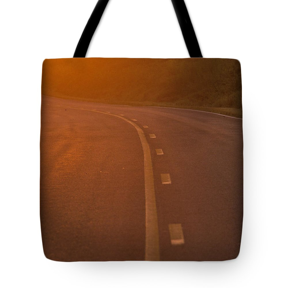 Scenic Views Tote Bag featuring the photograph Backroads Of Virginia by Kenneth Garrett